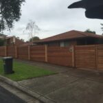 Merbau Front fence (Front)