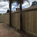 double plinth standard fence